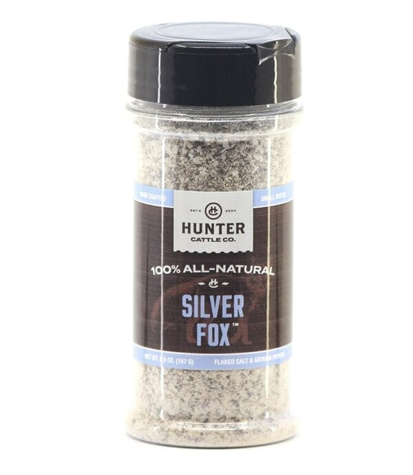 Picture of Silver Fox seasoning
