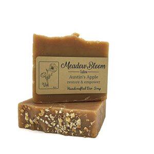 image of Austins apple soap