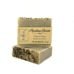 image of forrest pine tallow soap